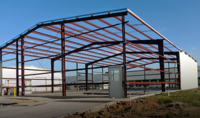 Pre-Engineered Commercial & Industrial Metal Buildings