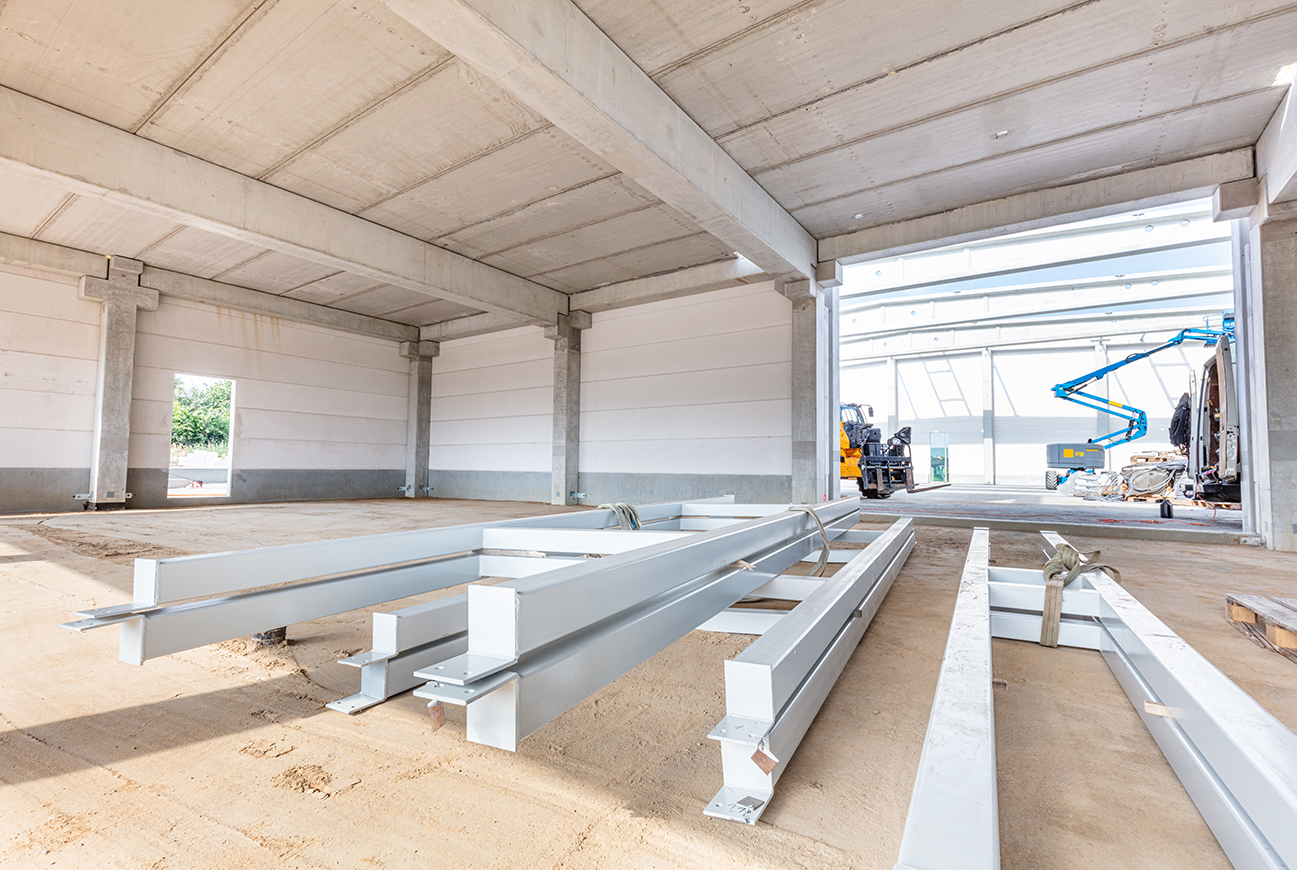 New Warehouse & Storage Solutions